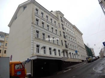 Новостройка Клубный дом Печатников